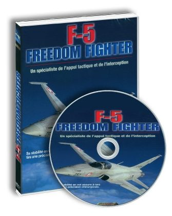 DVD FREEDOM FIGHTER F-5