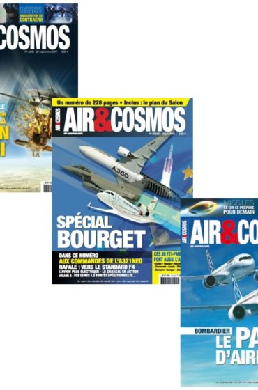 Archives Air et Cosmos 2017