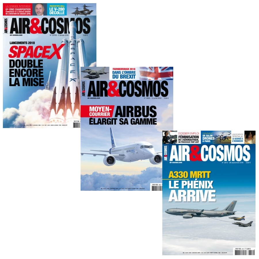 Archives Air et Cosmos 2018